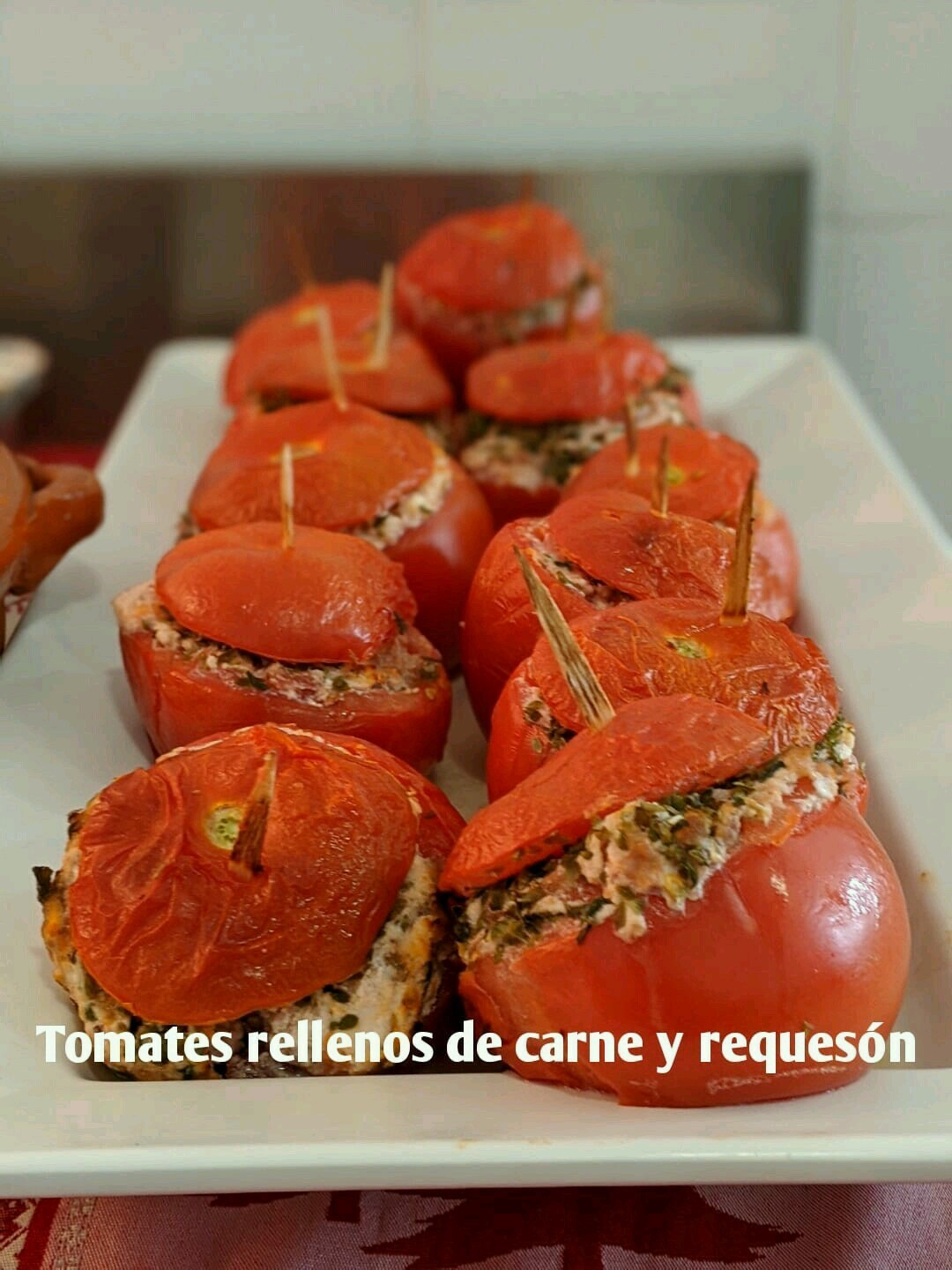 Tomate rellenos